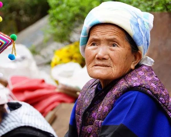 云南老奶奶