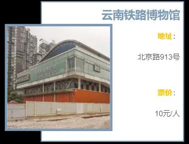 云南省铁路博物馆,里面藏着真的火车!
