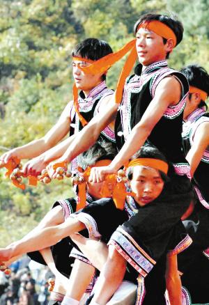 傈僳族节日