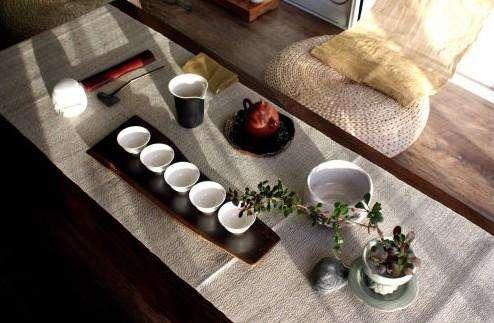 乌龙茶茶艺