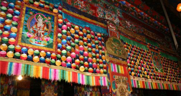 藏族编织工艺