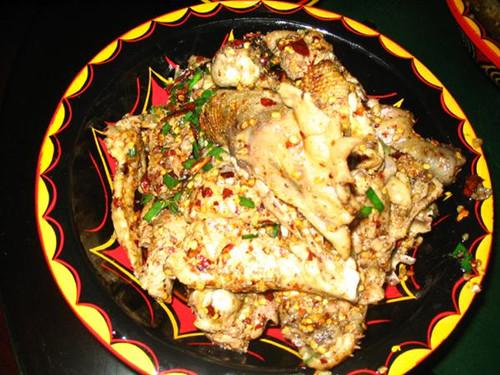 彝族饮食文化
