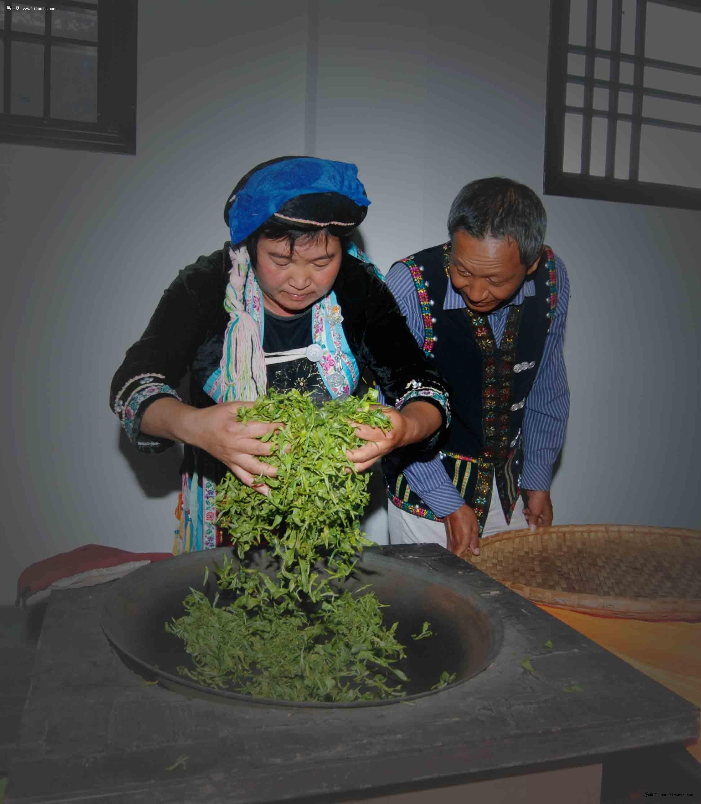 普洱茶制作技艺