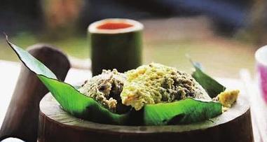 基诺族食俗