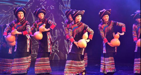 拉祜族葫芦节