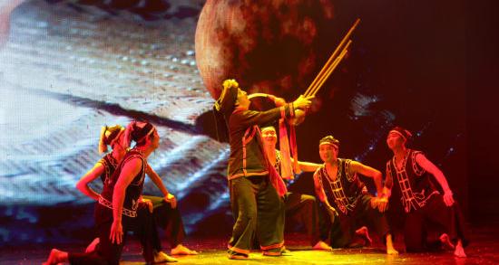 拉祜族舞蹈