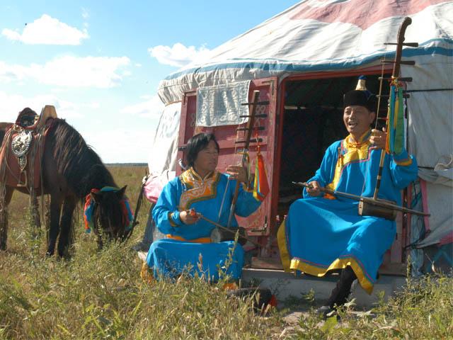 蒙古族民歌