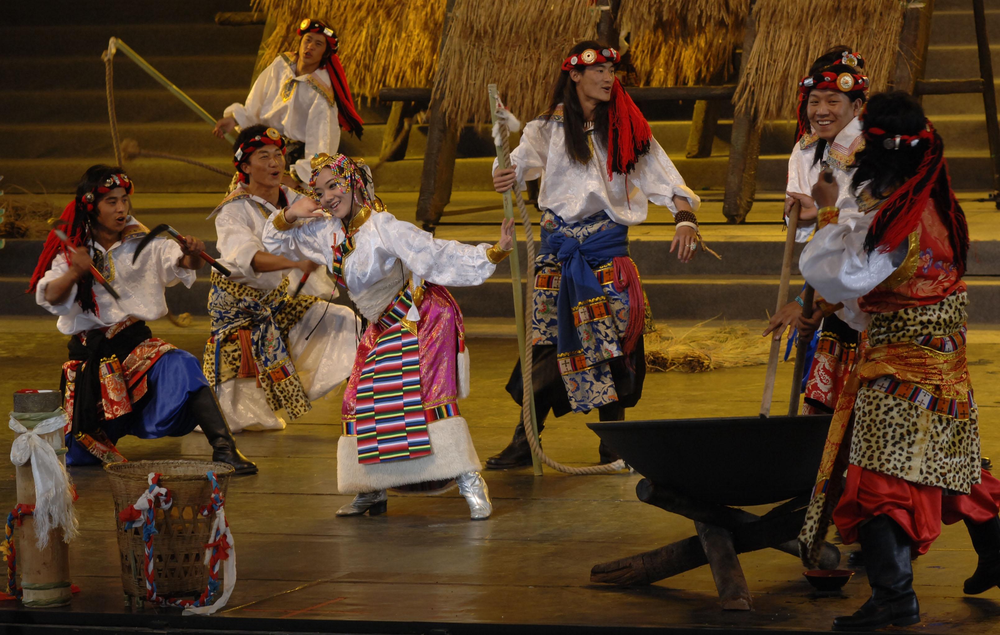 纳西族节日