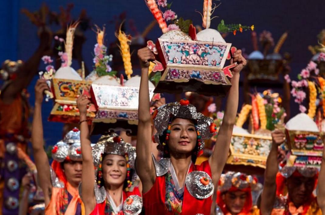 怒族仙女节