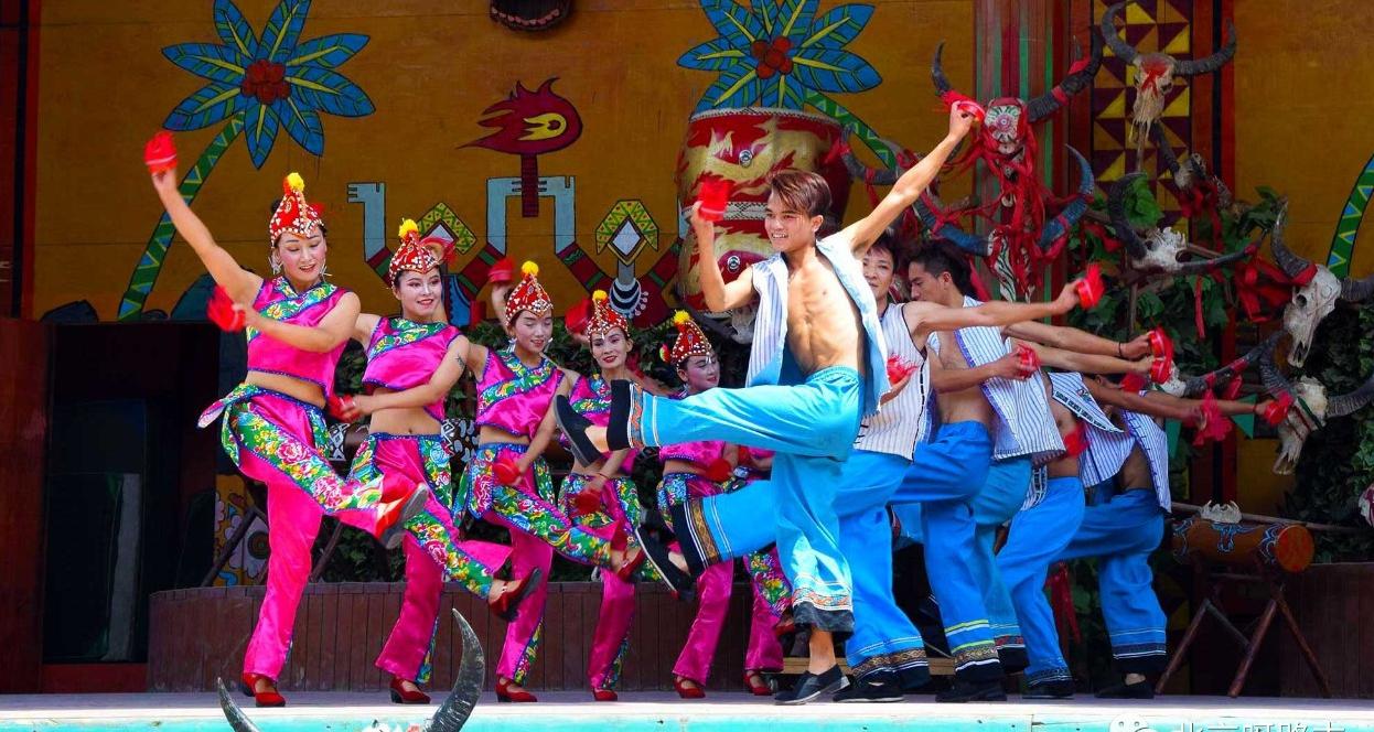 傈僳族舞蹈