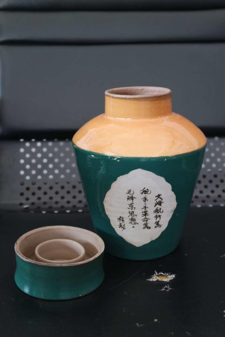 贵政山茶叶陶罐制作技艺