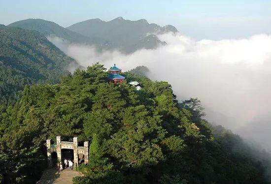 香炉山风景区